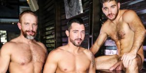 """Dirk Caber, Jimmy Durano, and Jackson Grant """"Hearbreakers"""""""