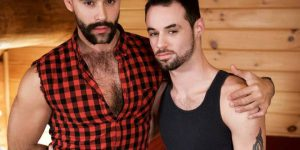 """Marco Gagnon and Teddy Torres In """"The Huntsman"""" Part 3"""