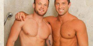 Sean Drills Muscle Stud Shaw Bareback