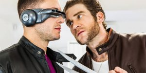Brenner Bolton and Colby Keller In X-Men A Gay Porn Parody