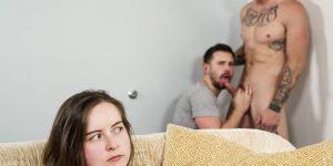 "Dane Stewart and Casey Jacks Fuck In ""Gift For My Girlfriend"""