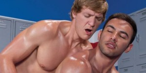 Ripped Studs Gavin Waters and Dorian Ferro Fuck At FALCON
