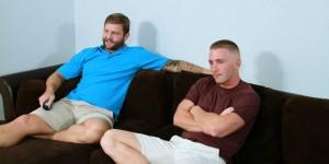 Colby Jansen Fucks Hot Newcomer Scott Riley - Straight Man's Whore