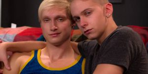 """Max Carter and Nathan Reed """"Blonde, Bold, and Bare"""""""