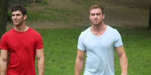 "Connor Maguire Fucks Jimmy Fanz In ""Central Park Cruising"""