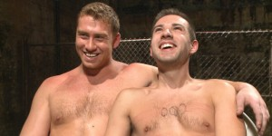 Connor Maguire Abuses Pain Slave Dylan Knight At Bound Gods
